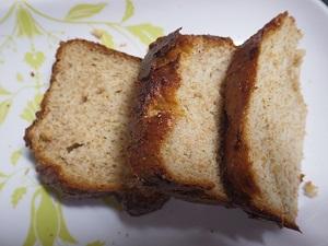 ふすまパン失敗作